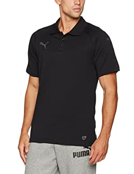 Puma Ascension Casuals Camiseta Tipo Polo  Amazon.es  Deportes y aire libre 07d1d5fb1efa1