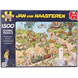 J. V. Haasteren The Golf Course 1500pc Jigsaw Puzzle