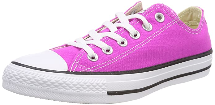 Unisex Adults CTAS Ox Hyper Magenta Trainers Converse teV7U