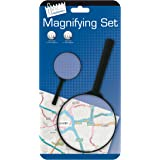 Just Stationery Dual Magnifying Glass