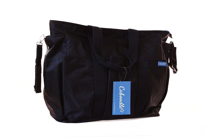 Caboodle Tote Bag - Black Caboodle Bags Ltd CAB0005