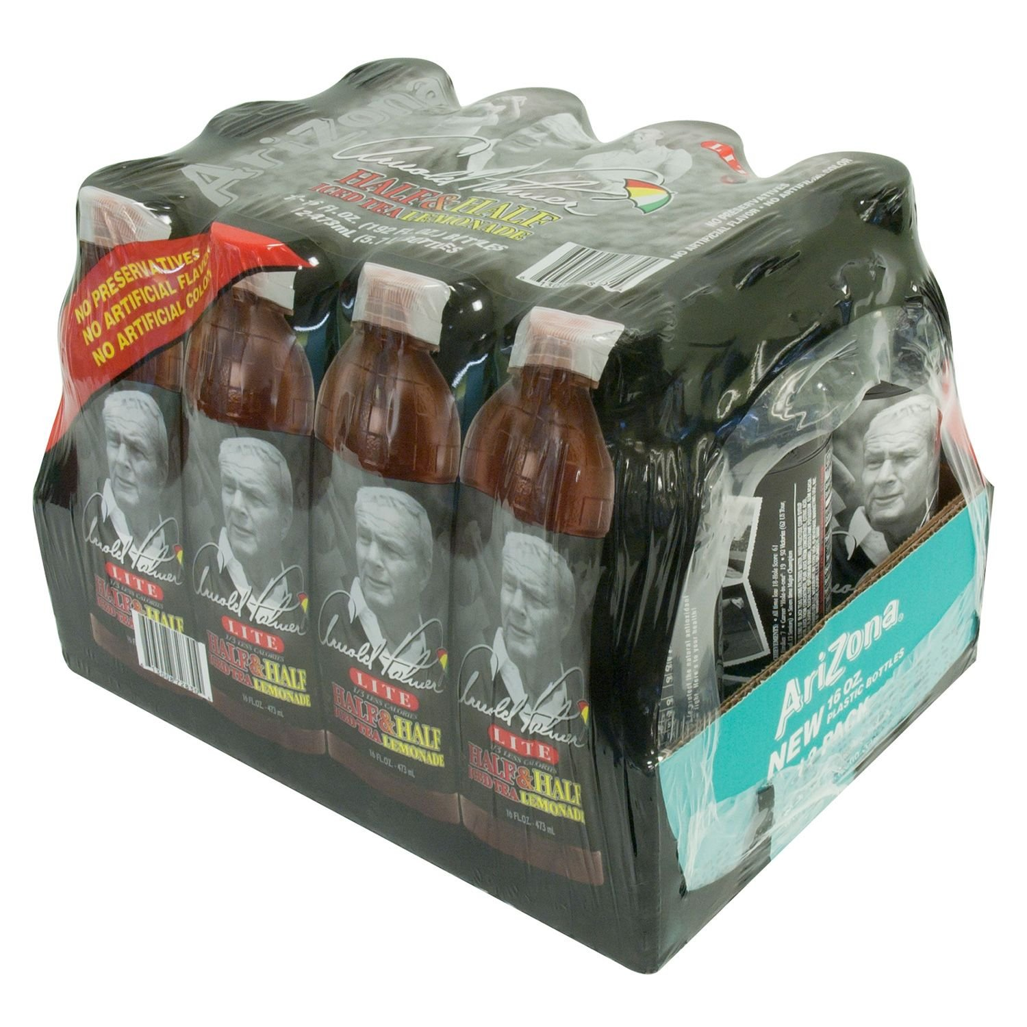 Arizona Arnold Palmer Tea(16 oz. bottles, 24 pk.) by AriZona