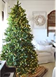 KING OF CHRISTMAS 15 Foot King Fraser Fir Quick-Shape Artificial Christmas Tree Unlit