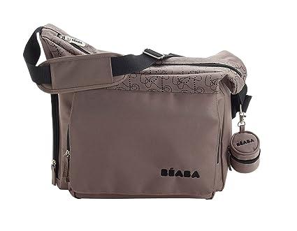 Beaba Viena - Bolso (color gris/negro): Amazon.es: Bebé