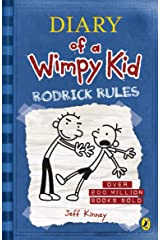 Diary of a Wimpy Kid: Rodrick Rules Paperback