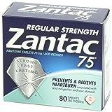 Zantac 75 Acid Reducer Tablets-80 ct