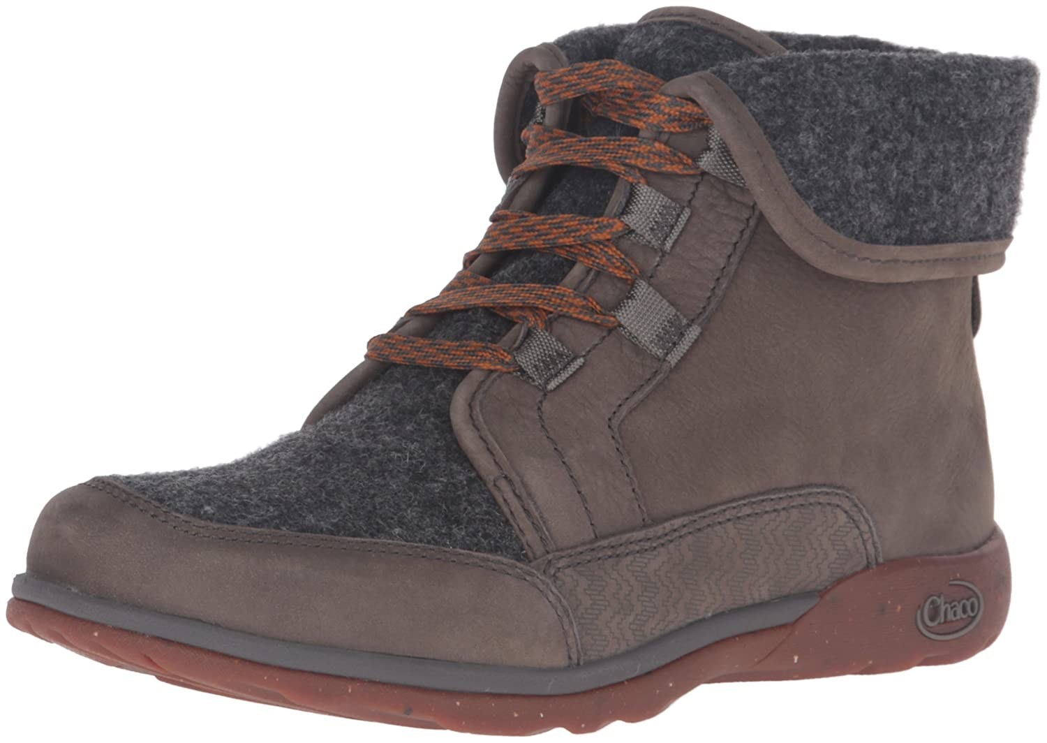 Chaco Women's Barbary Boot B0197LRHDK 9.5 B(M) US|Nickel Gray