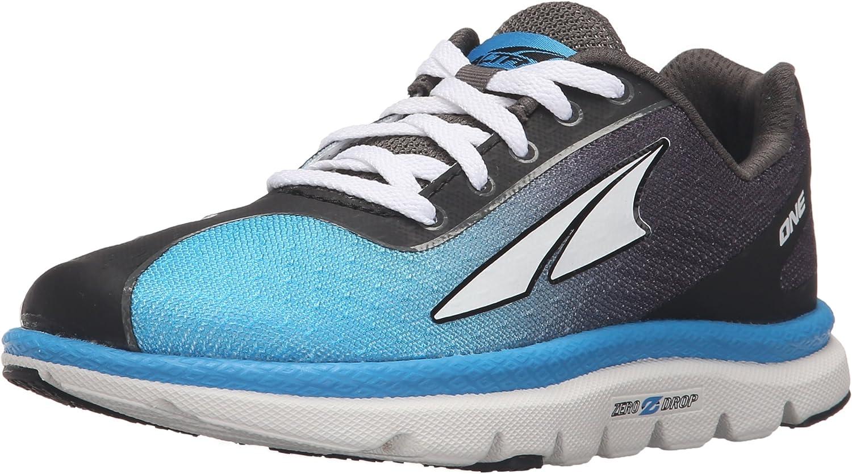 ALTRA Kids' One JR Running Shoe, Blue