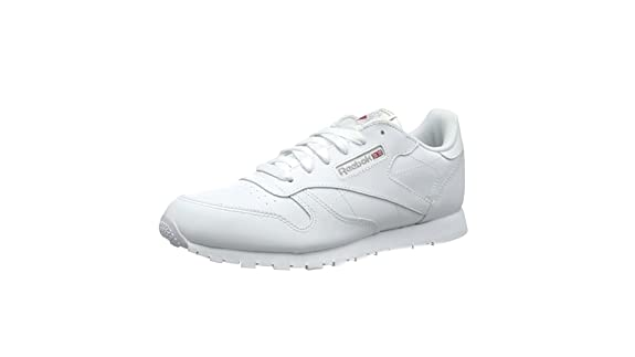 Reebok Classic Leather, Zapatillas de Running Niños: Amazon.es: Zapatos y complementos