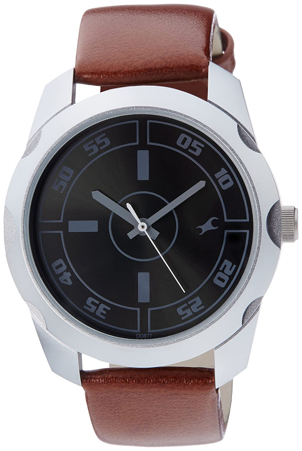 64b69bbec80 Buy Fastrack Casual Analog Black Dial Men s Watch -NK3123SL03 Online at Low  Prices in India - Amazon.in