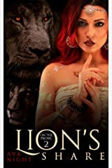 Lion's Share: A Lion Shifter Romance (On the Prowl Book 2) Kindle Edition