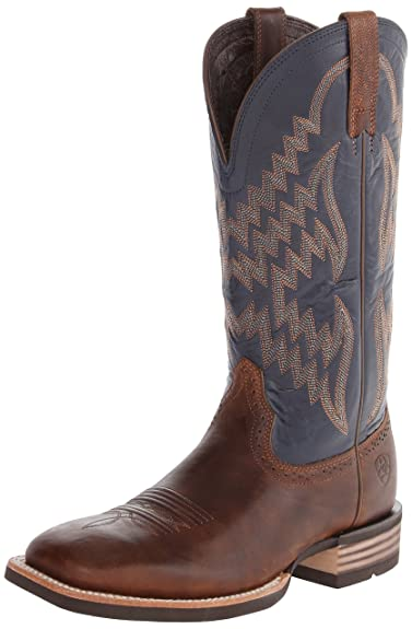 Amazon.com | Ariat Men's Tycoon Western Cowboy Boot | Western