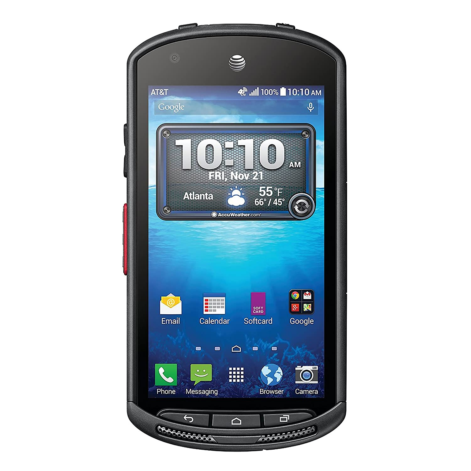 Amazon kyocera duraforce e6560 16gb unlocked gsm 4g lte amazon kyocera duraforce e6560 16gb unlocked gsm 4g lte military grade smartphone w 8mp camera black cell phones accessories fandeluxe Images