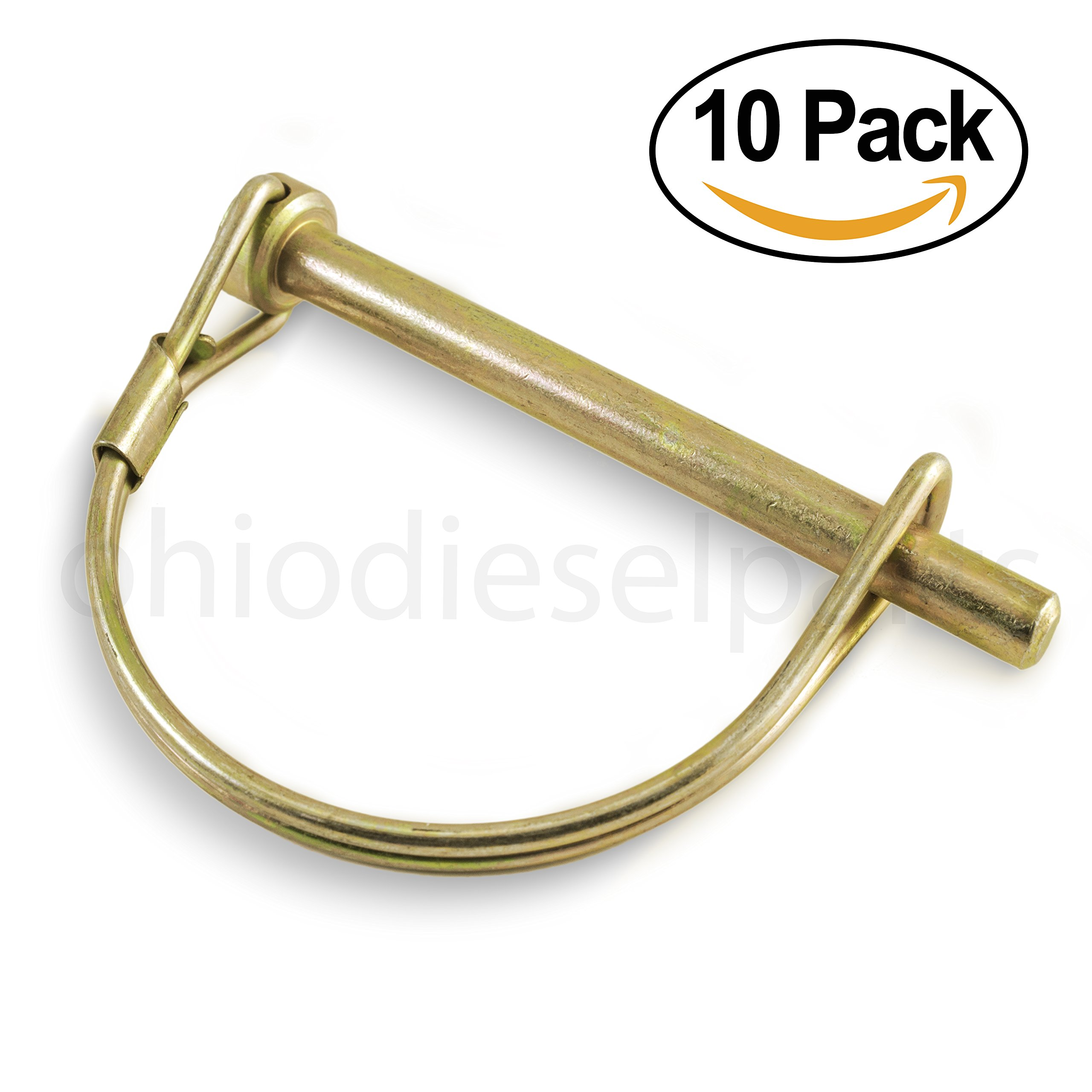 PTO Shaft Locking Pin 1/4'' x 2-1/4'' ( PACK of 10)