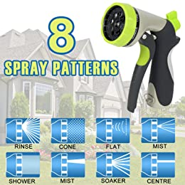 yeahbeer 8 spray patterns