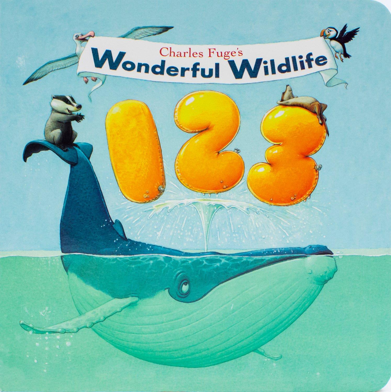 Read Online Wonderful Wildlife 123 (Meadowside PIC Board) pdf