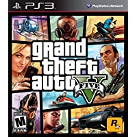 Grand Theft Auto V - PlayStation 3 - Standard Edition