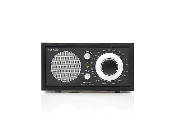 Tivoli Audio M1BTCLA Bluetooth AM FM Radio Walnut Beige
