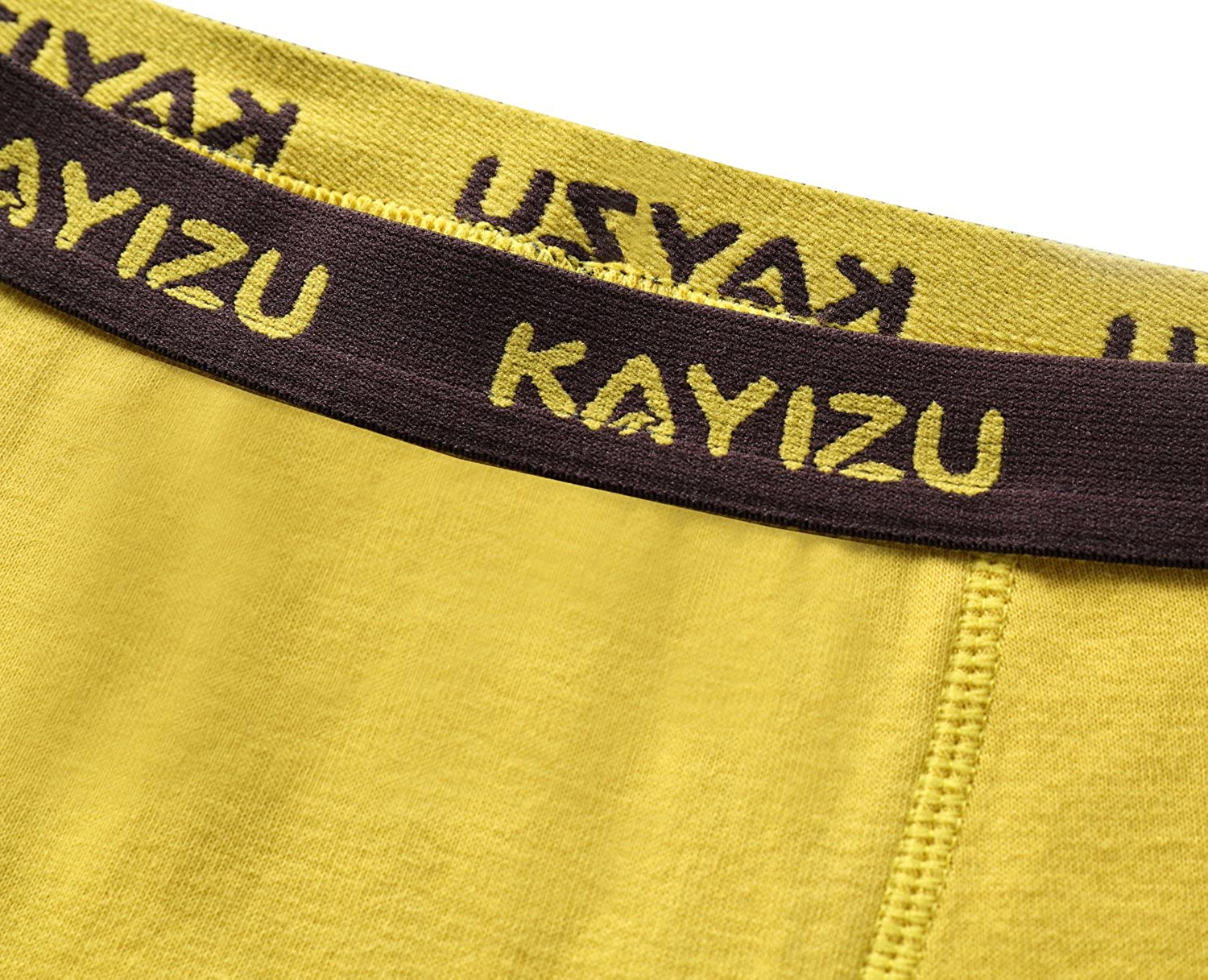 KAYIZU Boys Assorted Soft Cotton Boxer Briefs Pack of 5