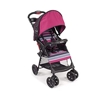 Amazon.com : Kolcraft Cloud Sport Lightweight Stroller, Orchid : Baby