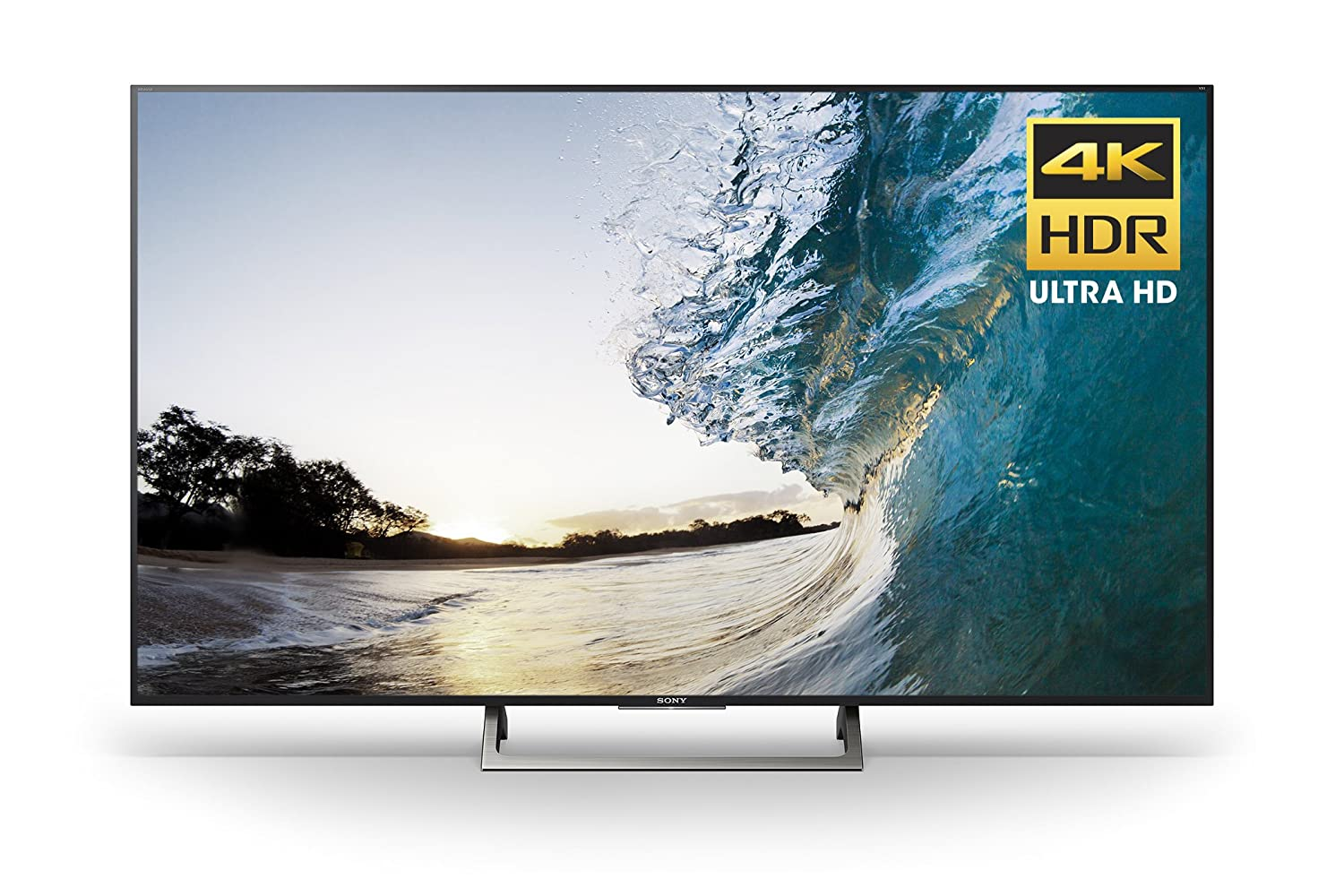 $1498 (now $1898) Sony XBR65X850E 65-Inch 4K Ultra HD High Dynamic Range Smart Android Television