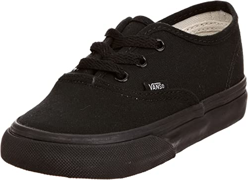 vans authentic noir
