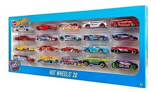 248 opinioni per Hot Wheels H7045 20 Car Gift Pack ,Modelli Assortiti