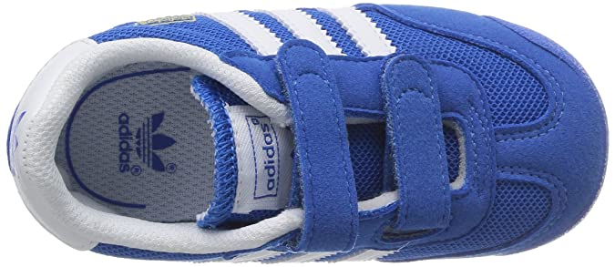 size 40 ae9a0 dfc04 adidas Dragon CF I Scarpe per Bambini, Unisex - Bambino, Multicolore ( Bluebird Running White FTW Running White FTW), Taglia 22  Amazon.it  Scarpe  e borse