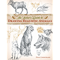 The Artist's Guide to Drawing Realistic Animals (English Edition)