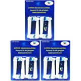 Replacement Electric Toothbrush Heads 12 pack