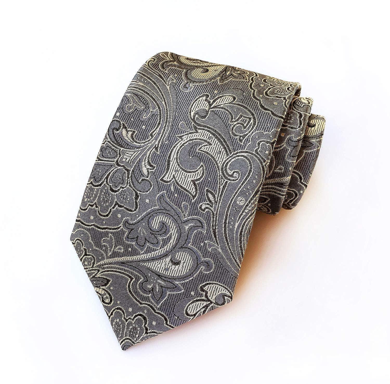 Chris Vu Juego de corbata, pajarita y pañuelo Bonito y detallado ...