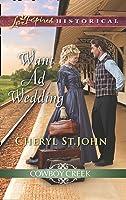 Want Ad Wedding (Mills & Boon Love Inspired