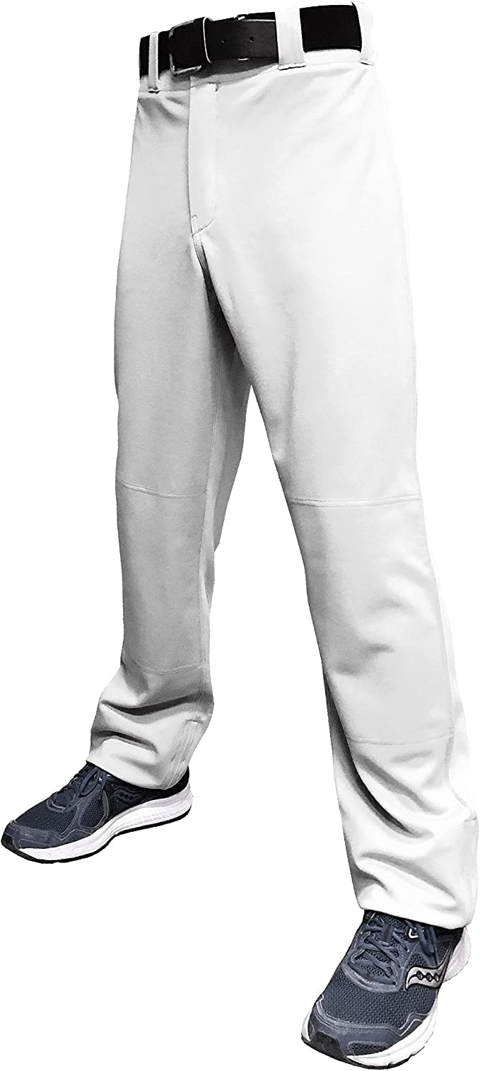 Champro Pantalones de b/éisbol Adulto MVP Abierto Parte Inferior Ajuste Relajado