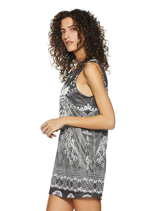 b7be2f0ca4875f adidas Originals Womens Womens Pavao Tank Dress in Multi Colour - 8  adidas  Originals  Amazon.co.uk  Clothing
