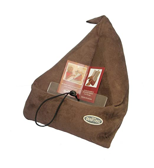 Book Seat sujetalibros, libros, tablet PC plana, almohada de ...