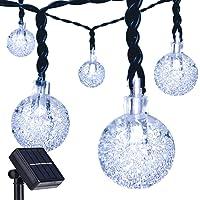Deals on DecorNova 19.7 Feet 30-LED Solar String Lights