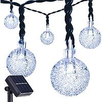 DecorNova 19.7 Feet 30-LED Solar String Lights
