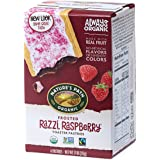 Nature's Path Frosted Razzi Raspberry Toaster Pastries, Healthy, Organic, 11-Ounce Box (Pack of 12)