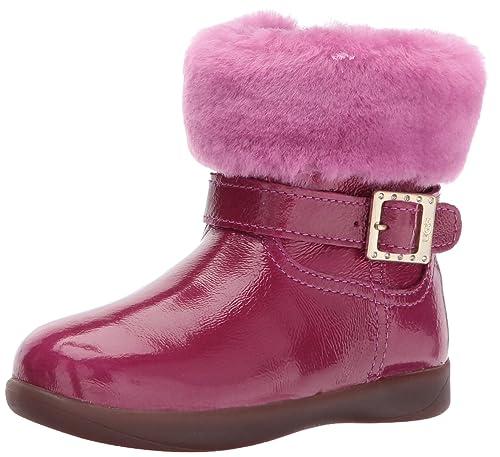 aec4e495992 Amazon.com | UGG Kids' T Gemma Boot | Boots