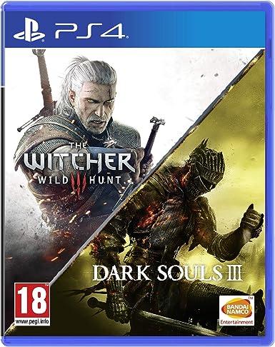 Pack: The Witcher 3 Wild Hunt + Dark Souls III: Amazon.es: Videojuegos