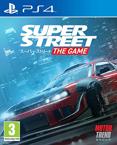 Super Street: The Game - PlayStation 4 [Importación inglesa ...