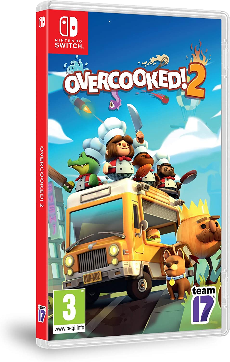 Overcooked! 2: Badland: Amazon.es: Videojuegos