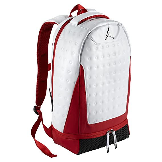 5e8703f5ccf Nike Jordan Retro 13 Backpack: Amazon.co.uk: Clothing