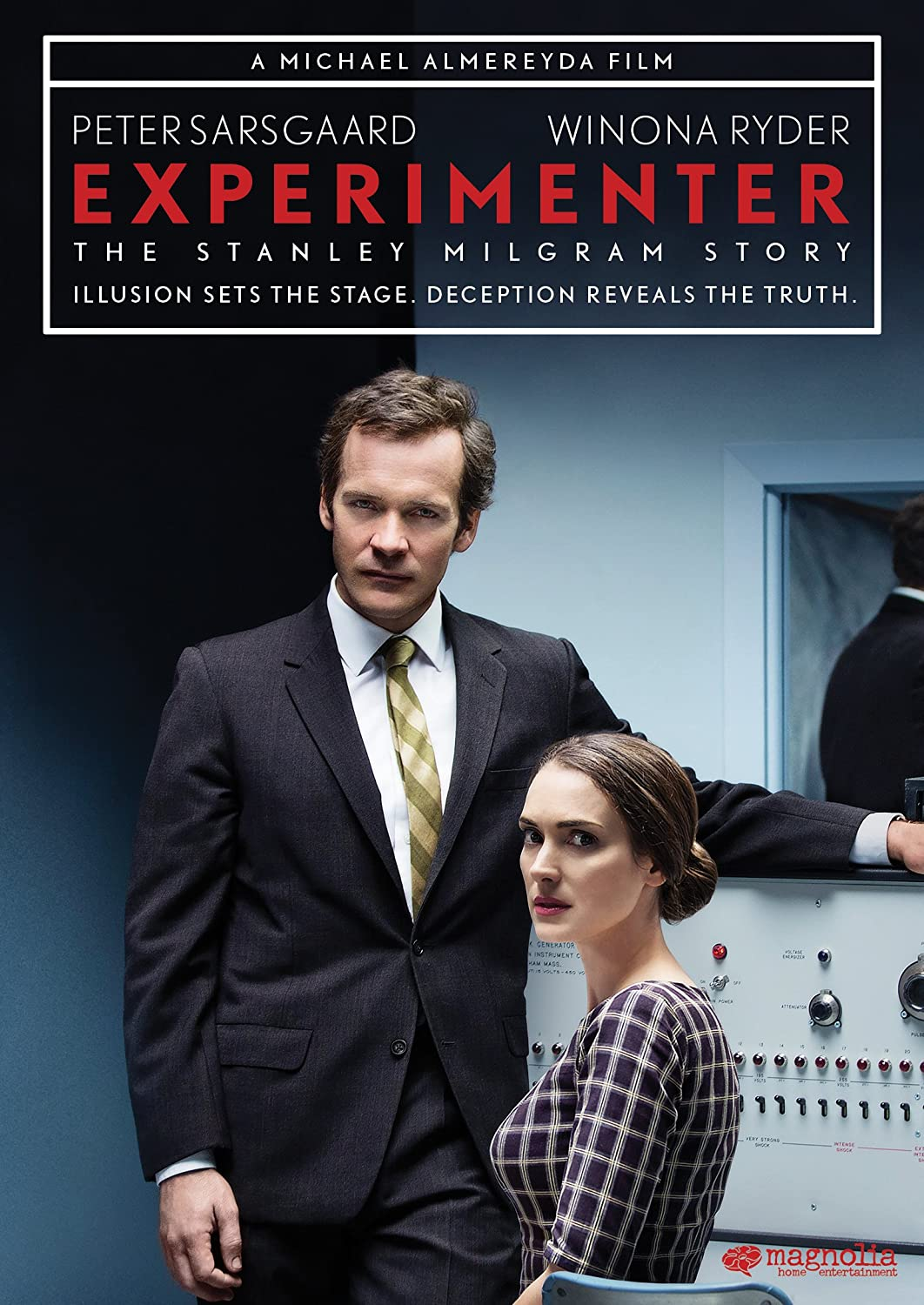 amazon com experimenter peter sarsgaard winona ryder michael