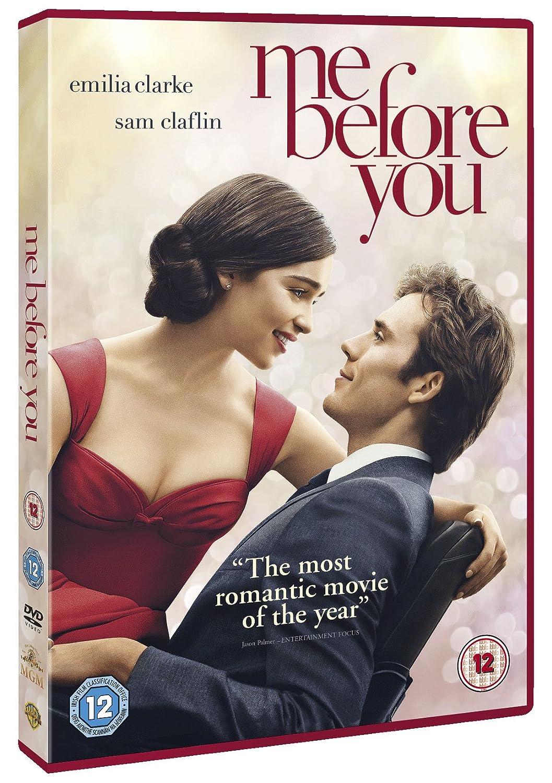 Me Before You Edizione: Regno Unito Reino Unido DVD: Amazon.es ...