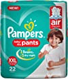 Pampers New XX-Large Size Diapers Pants, 22 Count