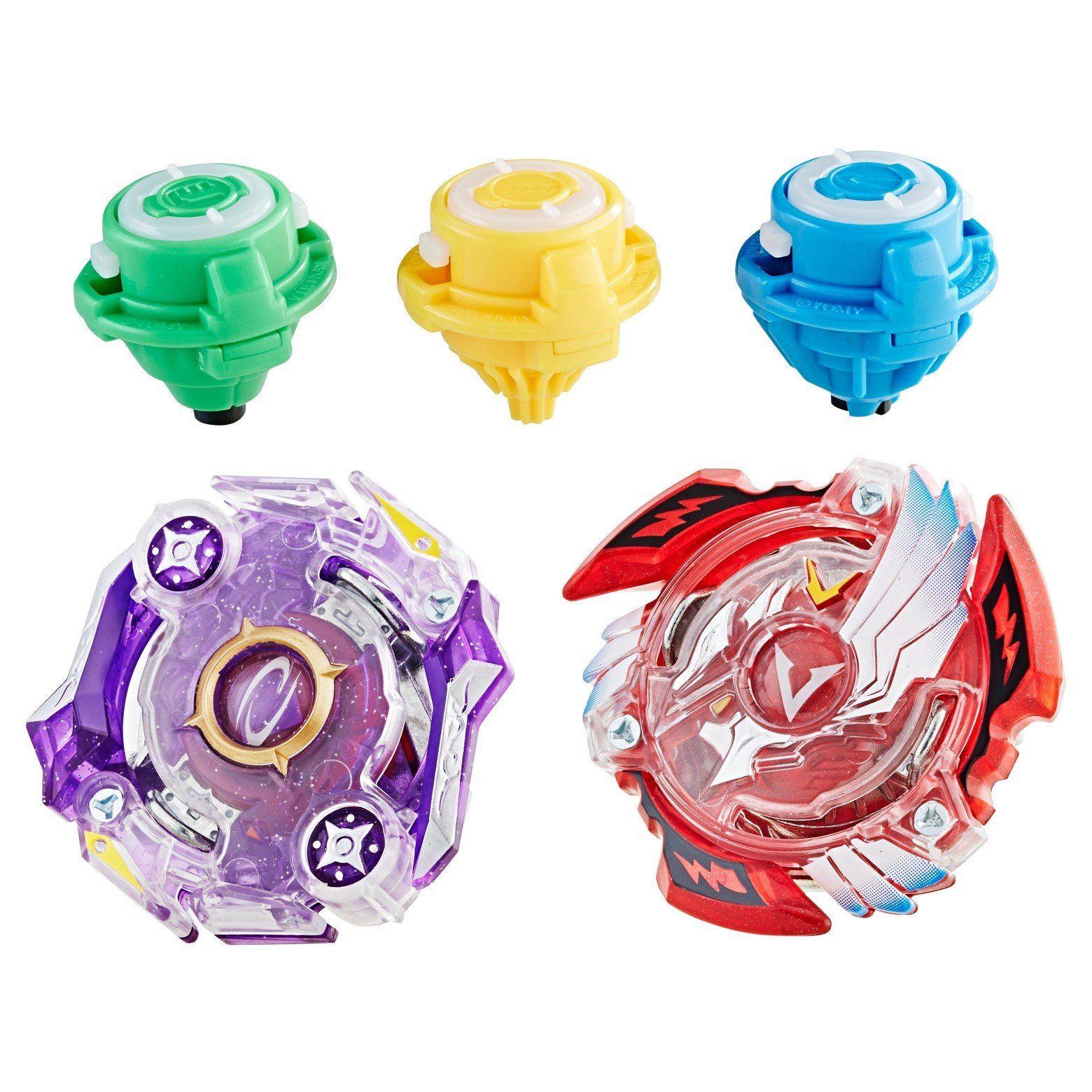 Beyblade Burst Apex Attack Pack by Beyblade