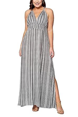 Amazon.com: Talent Plus Women\'s Junior Plus Size Stripe ...
