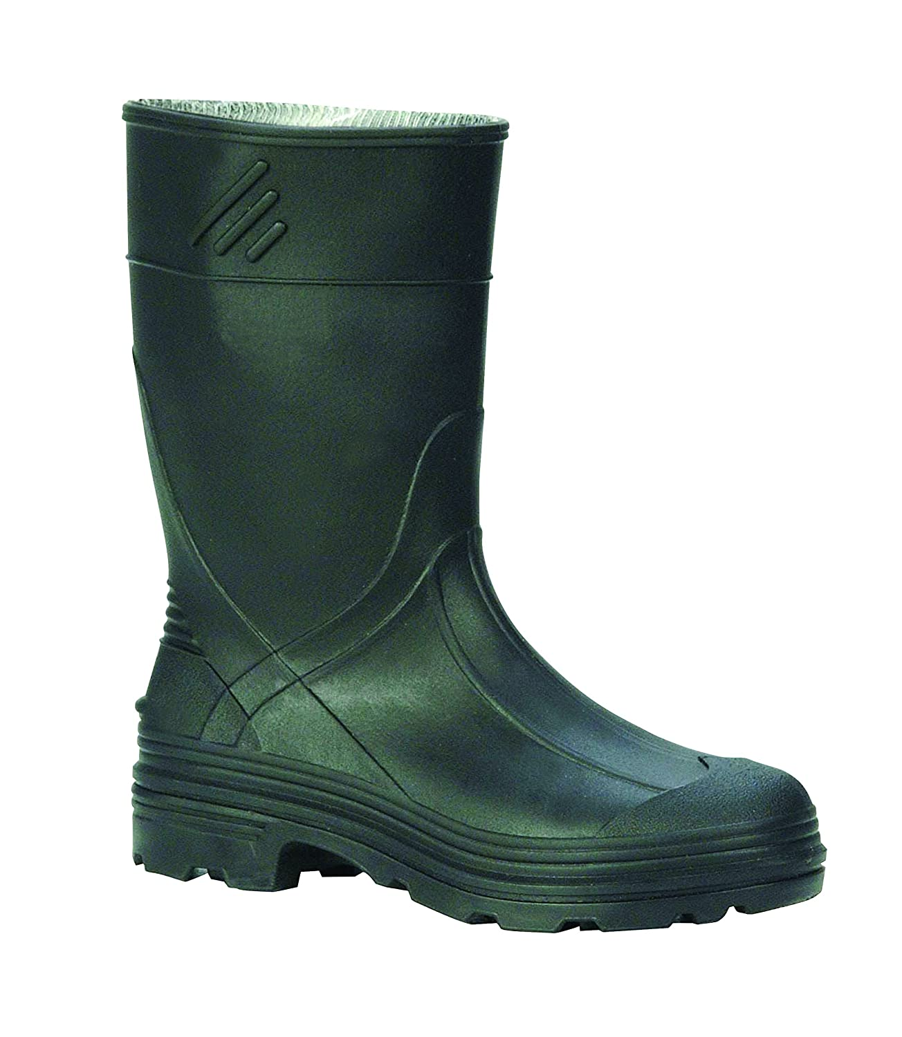 Ranger Splash Series Youths' Rain Boots, Black (76002) Honeywell Safety Products USA 76002-BLK-050