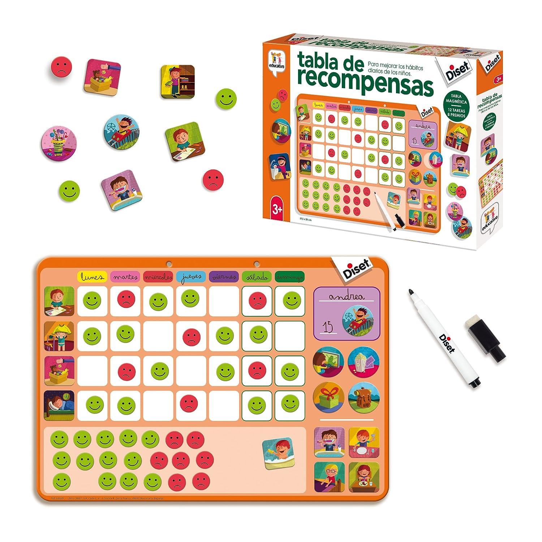 Unbekannt Diset Spielzeug Bildungs-Tabelle Belohnungen, (68944)